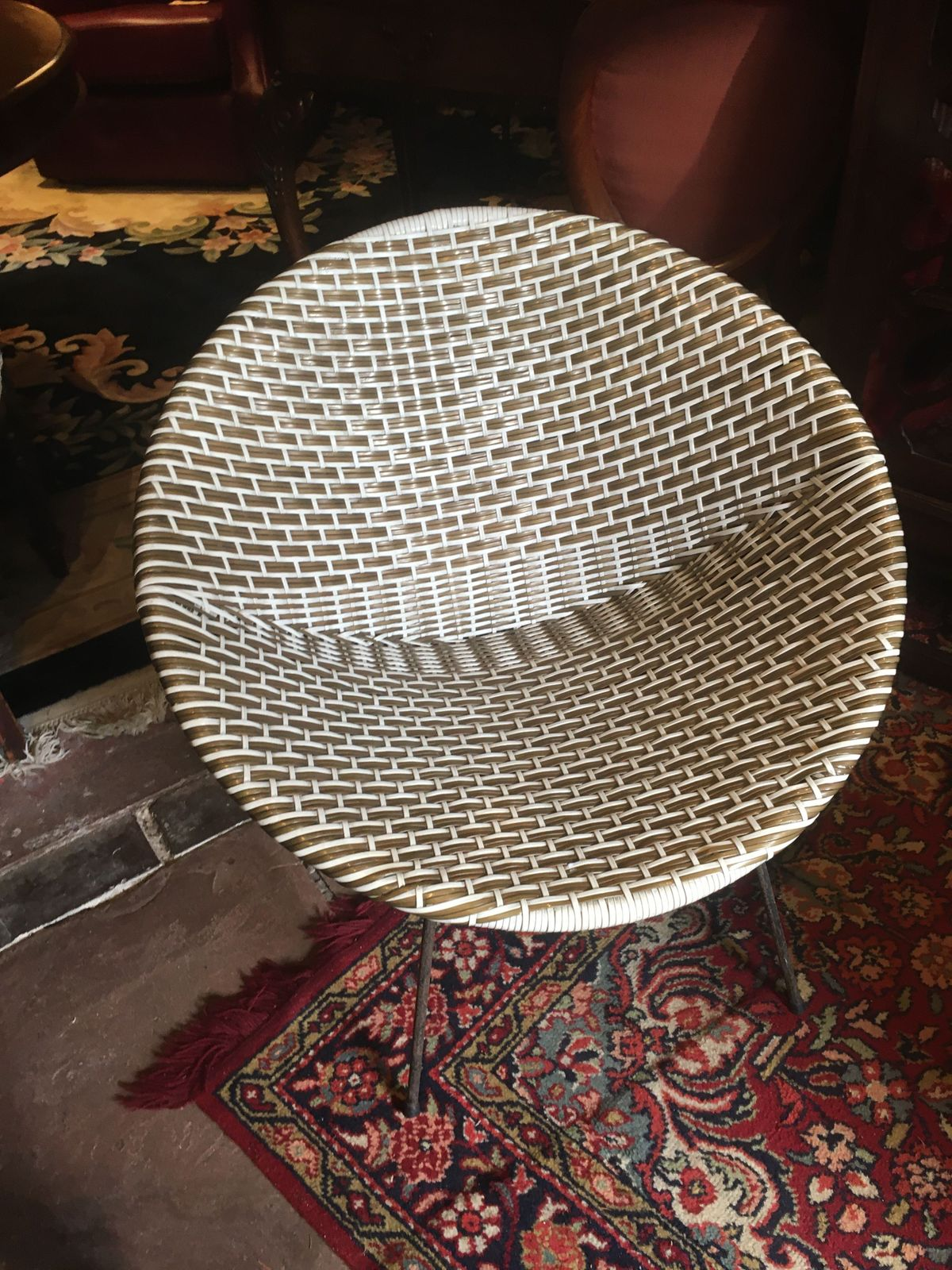 Retro Mid Century Sputnik satelliet chair €165