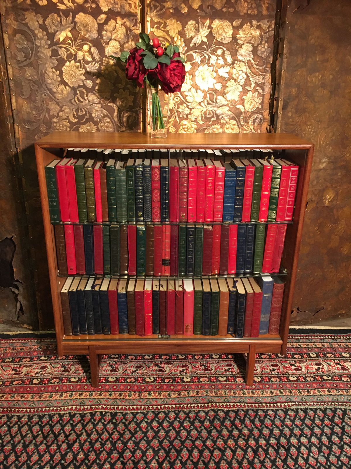 Mid Century Turnidge of London Library Bookcase €395