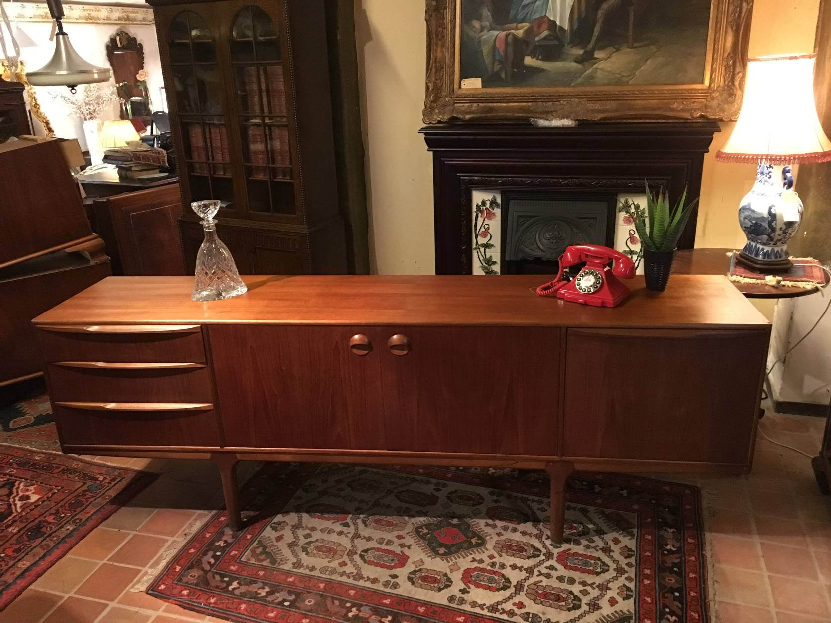 A.H. McIntosh Sideboard by Thomas Robertson € 995